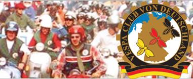 Vespa Club von Deutschland